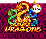 Malaysia Big Win Slot Empire777 - 888 Dragons