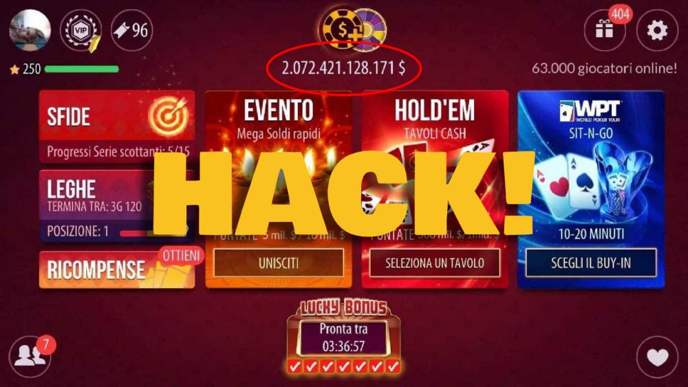 zynga poker hack 2019