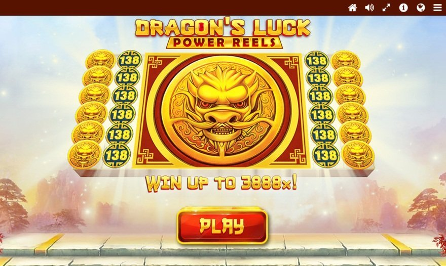dragons luck power demo slot game