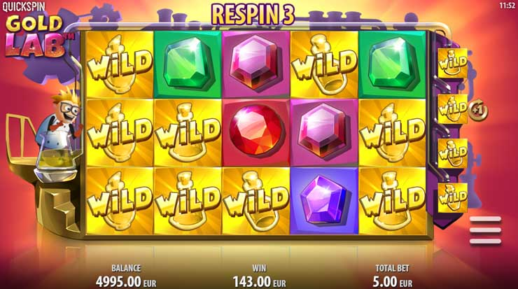 gold lab demo slot game