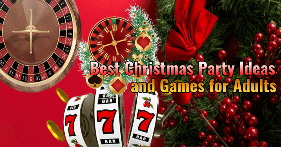 Best Christmas Party Ideas and Games for adults