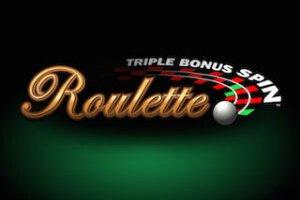 triple bonus spin